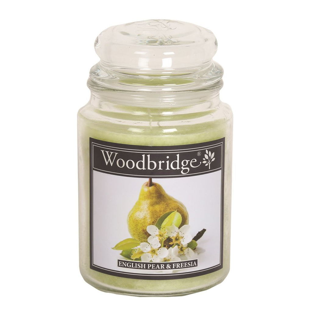 English Pear & Freesia Large Candle