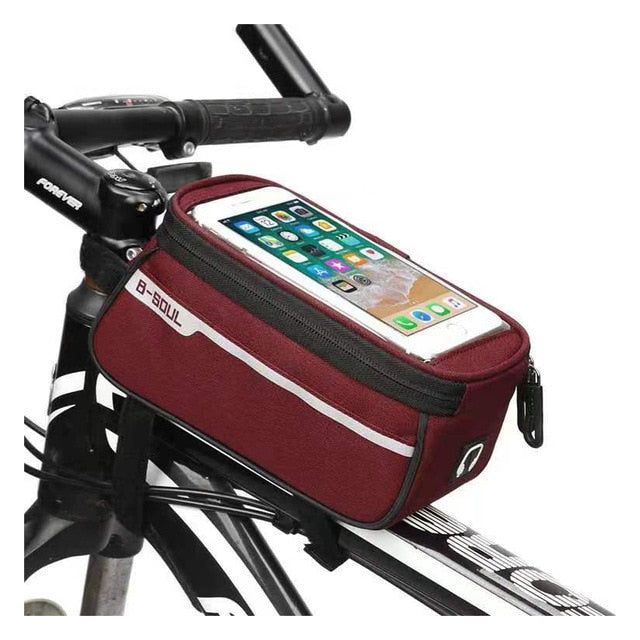 Durable Waterproof Bicycle Phone Case