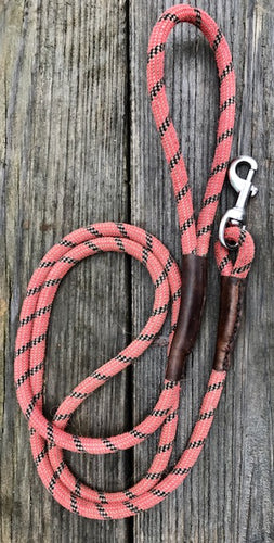 6' Recycled climbing rope leash