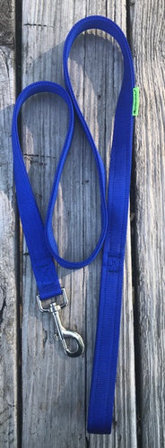 Plain 6' Nylon Leash