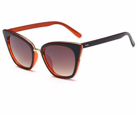Rita the Hot Classic Cat Eye Sunglasses