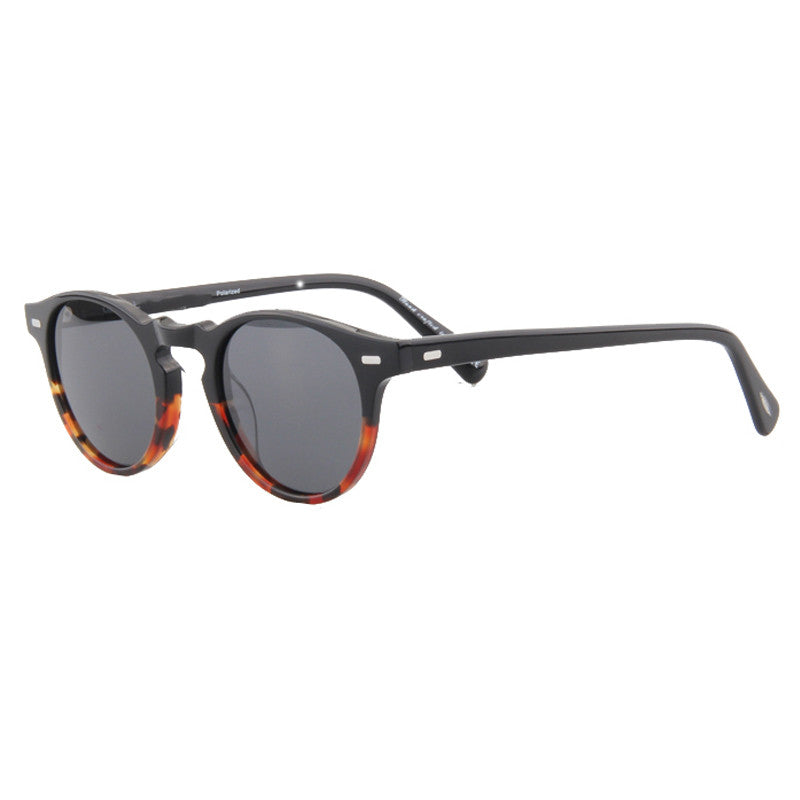 WILLIAM - PREMIUM ROUND SUNGLASSES