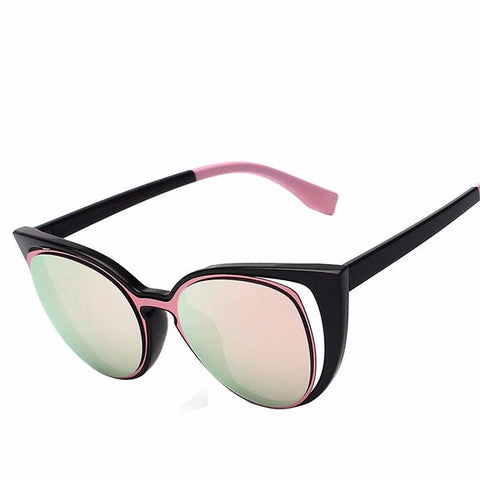 Nona The Sexy Cat Eye Sunglasses