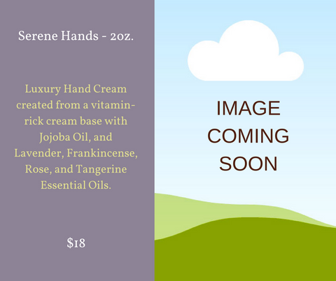 Serene Hands - Luxury Hand Cream