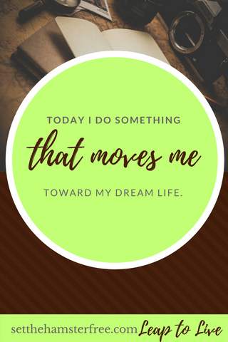 Move Toward Dream Life