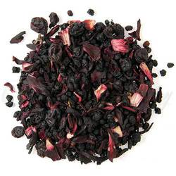 100G Bag of Loose Leaf Tea - Berry Berry