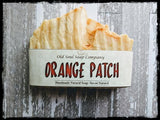Set of Two Natural Handmade Soaps Tea Tree & Orange Patch - ONLY ONE SET AVAILABLE!