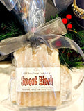 Set of Two Natural Handmade Soaps - Brown Sugar Scrub & Sweet Birch - ONLY ONE SET AVAILABLE!