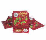 Cranberry - Ceylon Tea - Individually wrapped - Cranberry - 10 Bag Sampler