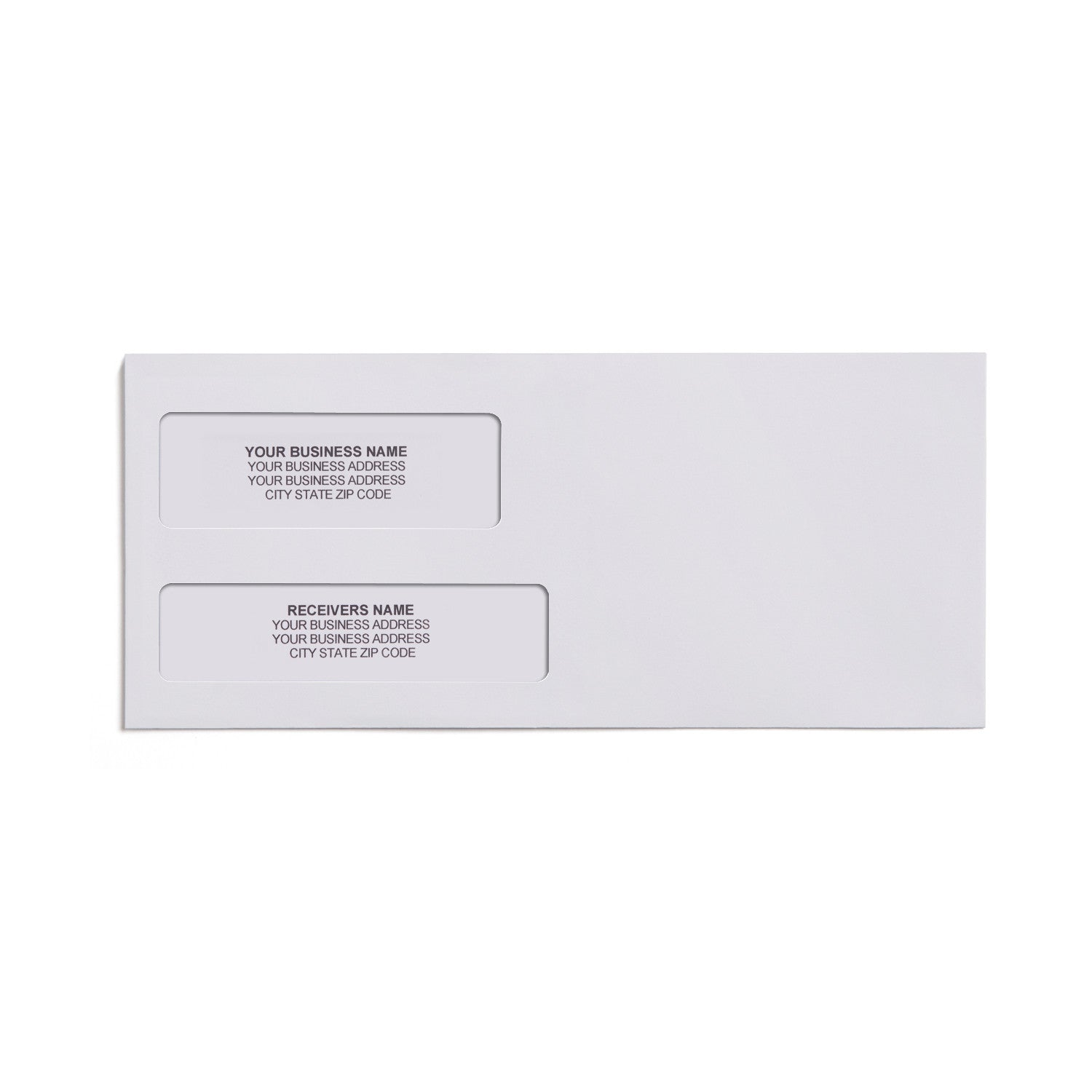 INVOICE Envelopes By Sigma Source X Self - 9 invoice envelopes
