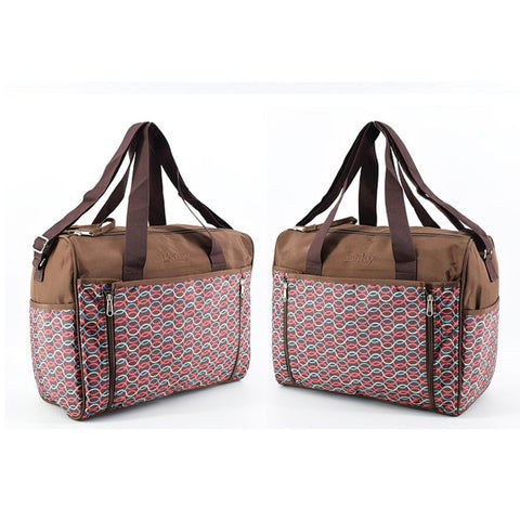 Image of Durable Large Capacity Diaper Bag for Babies and their Mommies