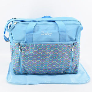 Durable Large Capacity Diaper Bag for Babies and their Mommies