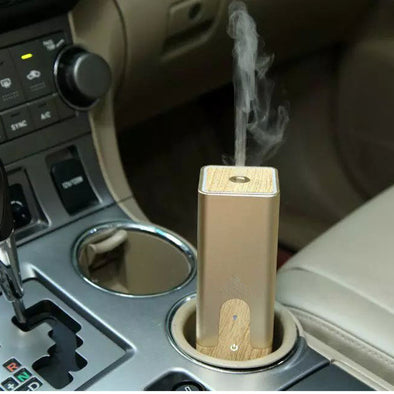 Car Wooden USB Humidifier