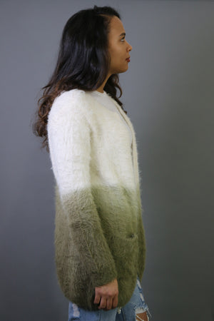 Massey Ombre Cardigan