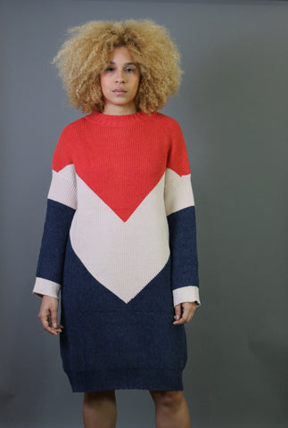 Kaylee Sweater Dress