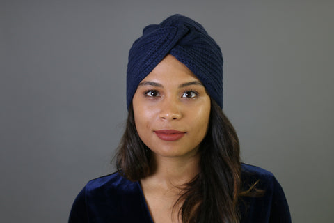 Finn Knit Turbans