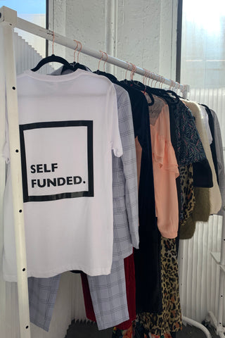 Self Funded T-shirt
