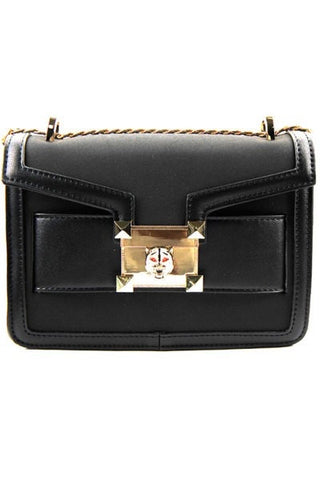 All Black Crossbody Bag