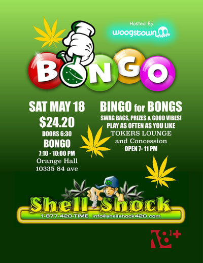 Bingo Bong May 18th