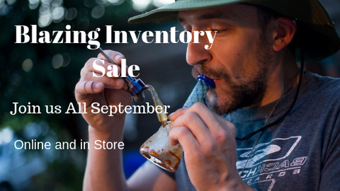 Shell Shock Inventory Sale September Edmonton Canada