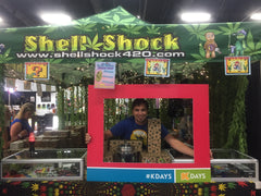 k-days Mystery boxes Shell Shock Edmonton Canada