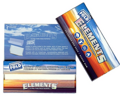 Elements 1.25 rolling papers rice paper Shell Shock Edmonton Canada