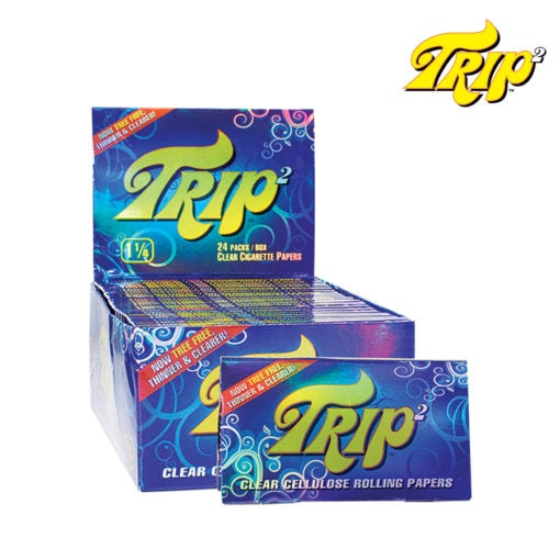 Trip Clear Cellulose Papers