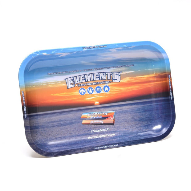 Elements Rolling Tray Sm