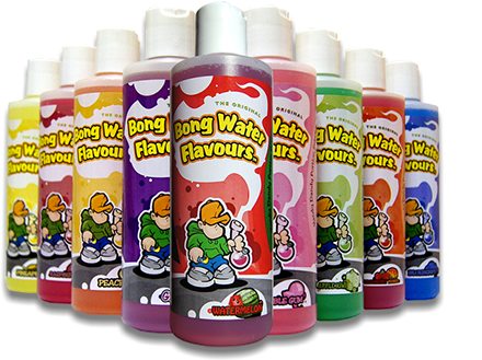 Bong Water Flavouring