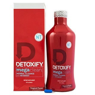 Detox when you have little time. Detoxify NT cleans all toxins from your system