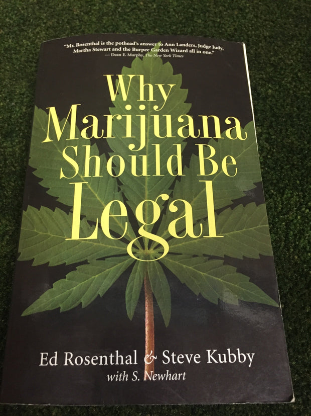 Why MJ Should Be Legal - shellshock420