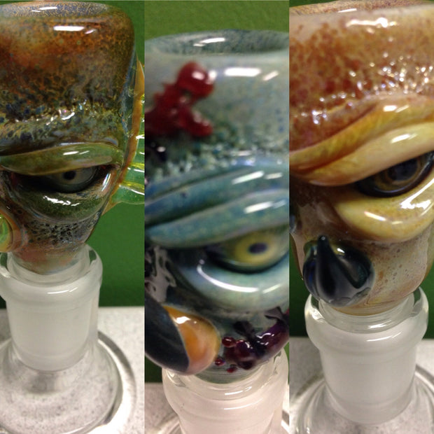 No Stress Monster Bowl - shellshock420