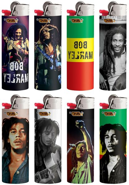 Bob Marley Bic lighter shell shock edmonton canada
