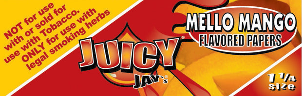 Juicy Jay 1.25 Papers
