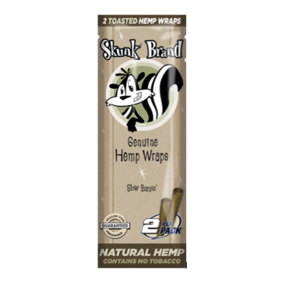 Skunk Hemp Wraps - shellshock420