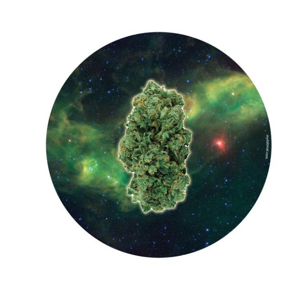 MyDabMat Space Nug - shellshock420