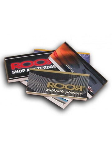 Roor Extra Wide Filters - Shell Shock