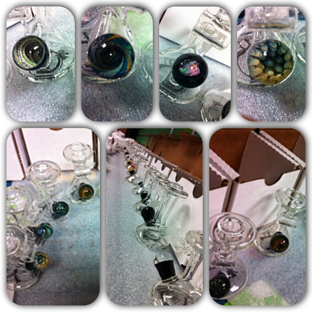 HB Pendant Rig w/Marble - Shell Shock