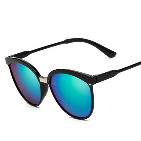 Classic Cat Eyes Female Sunglasses - 80 Or Less - Buy Everything for $80 Or Less