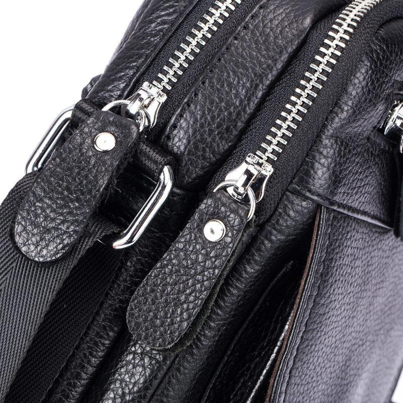 Genuine Leather Multipurpose Bag