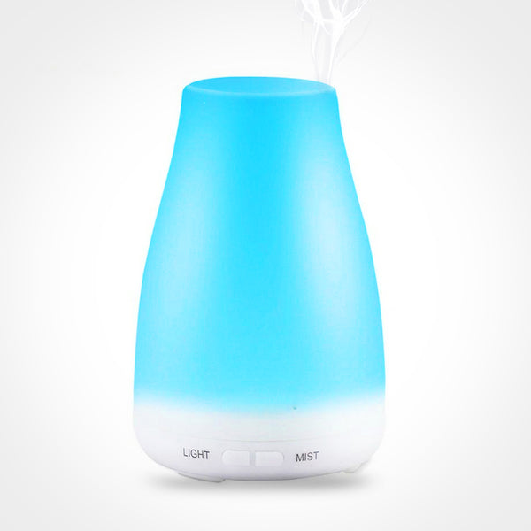 7 Color LED Cool Mist Ultrasonic Air Purifier Humidifier