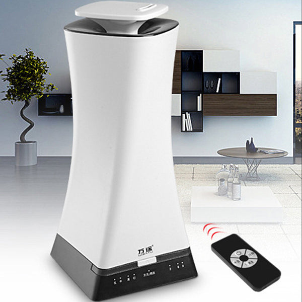 Remote Control Ultrasonic Aromatherapy Air Humidifier