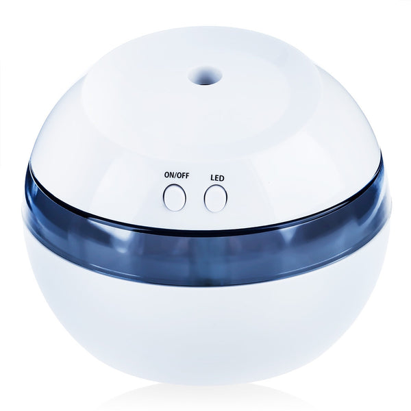 LED Portable Ultrasonic Aromatherapy Mini USB Air Humidifier