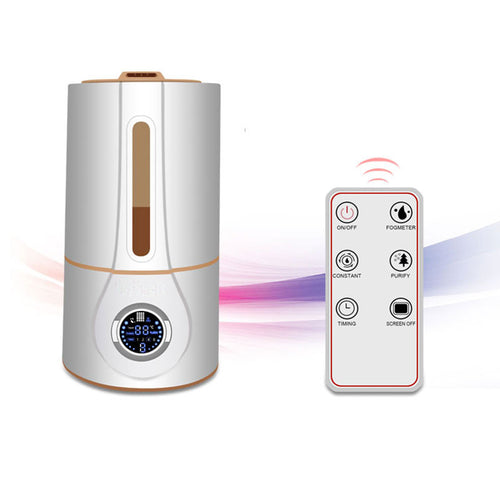 Remote Control Mini Ultrasonic Diffuser Nebulizer Humidifier