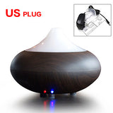 LED Automatic Ultrasonic Aromatherapy Mini Air Humidifier