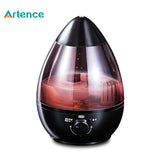 2.5L Night Light Water Filtration LED Diffuser Humidifier
