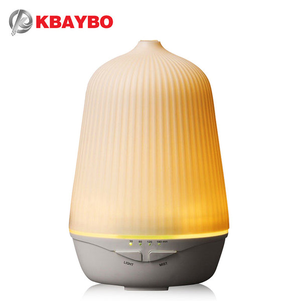 Cold Mist Night Light Ultrasonic Aromatherapy Humidifier