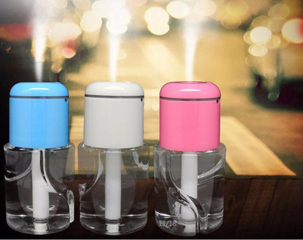 150ml Car Aromatherapy Ultrasonic Mist Maker Air Humidifier