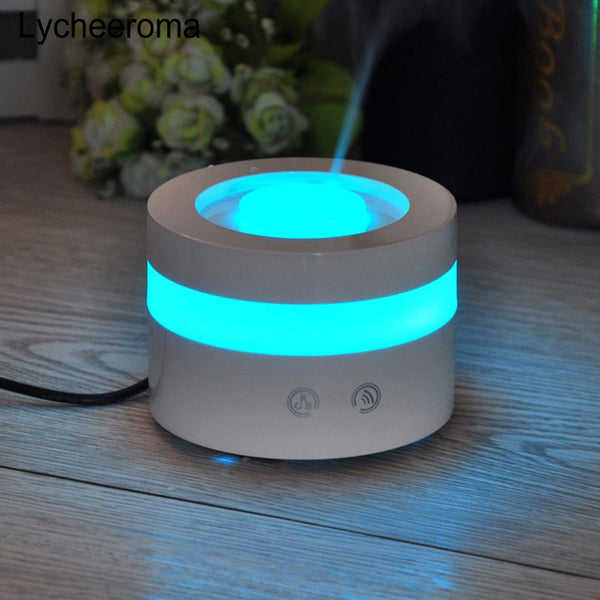 100ml LED Aromatherapy Mist Maker Mini Air Humidifier