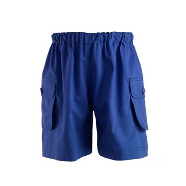 Pocket Shorts - Pale Blue